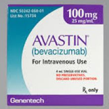 آواستین داخل وریدی - Avastin intravenous